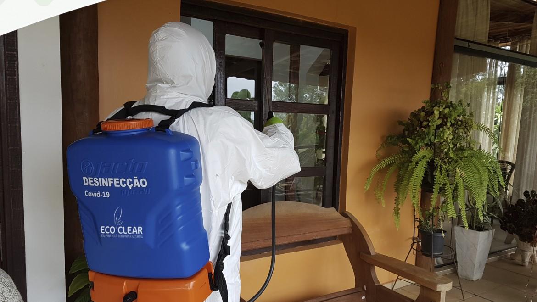 Adequação Protocolos de Higiene – Hotéis e Pousadas