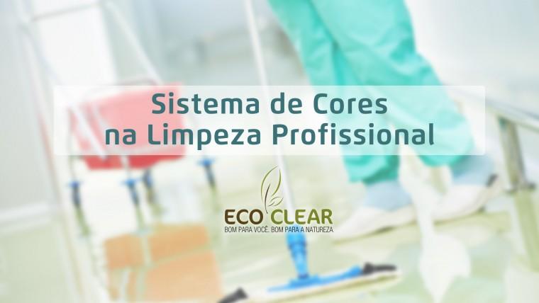 Combate a Contaminação Cruzada – Sistema de Cores na Limpeza Profissional